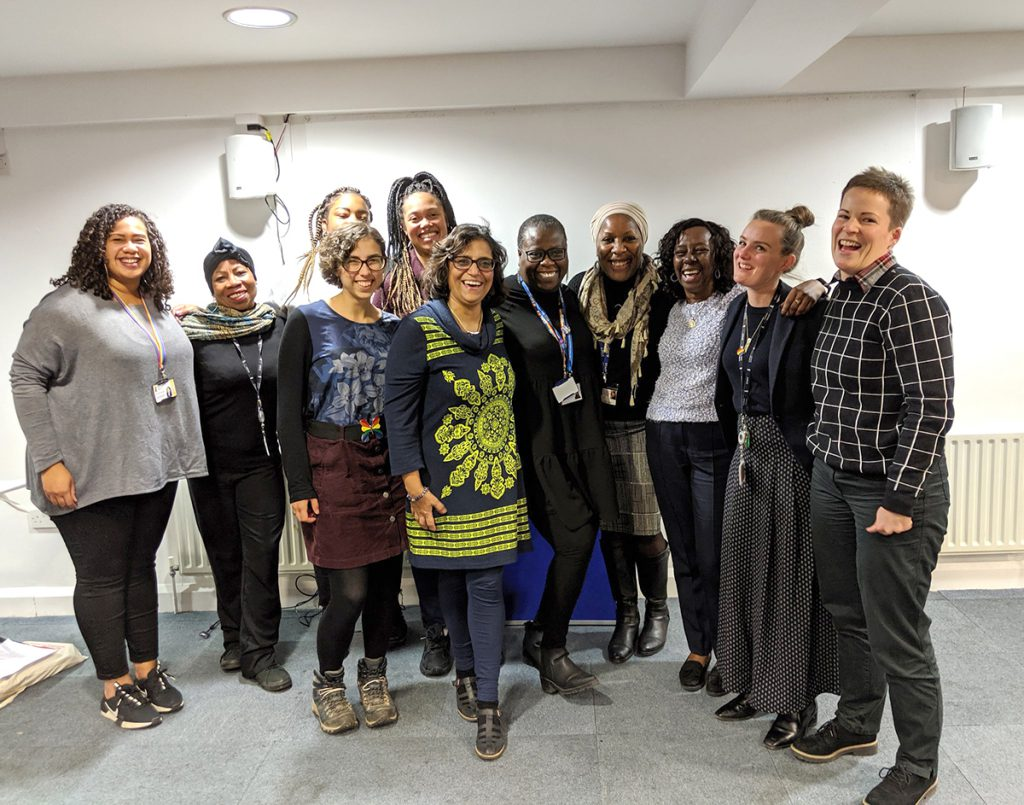 This work is being shaped and supported by Bristol's BAME Mental Health Network