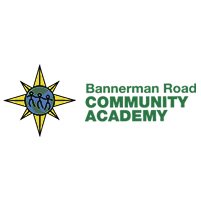 Bannerman Road Community Academy Logo