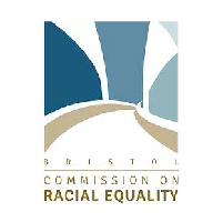 Bristol Commission on Racial Equality logo