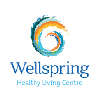 Wellspring Healthy Living Centre logo
